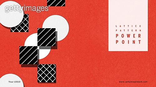 패턴백그라운드 PPT