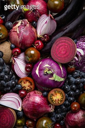 Purple Vegetable
