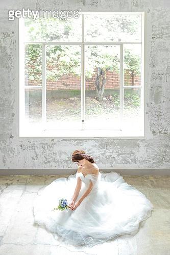 Beauty in a Bride