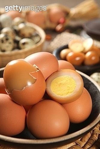 맥반석 구운달걀