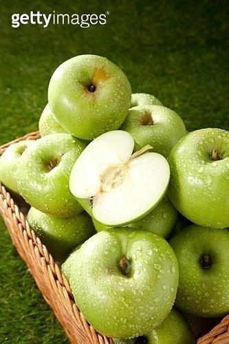 초록 사과