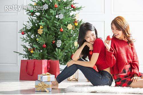 친구와 크리스마스