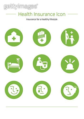 건강보험 아이콘