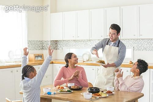 다문화가정의 키친라이프