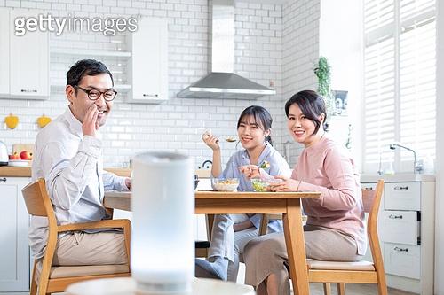 AI스피커 식사시간