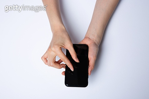 스마트폰 손모션