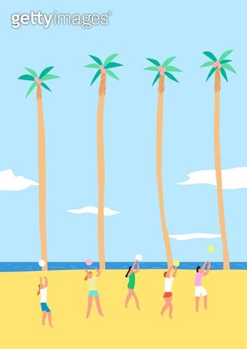 해변으로 가요