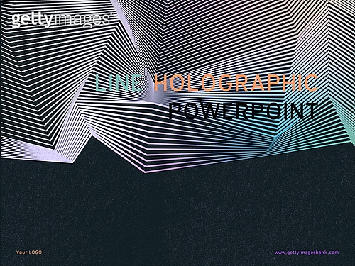 홀로그램 라인 PPT_6