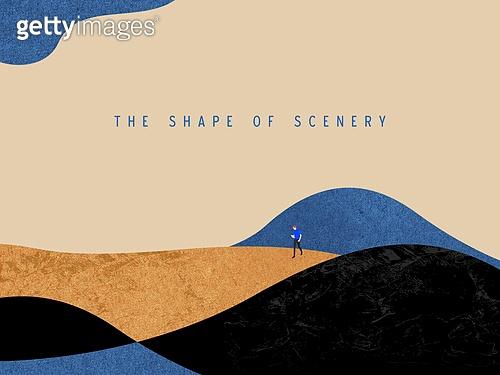 Shape Of Scenery