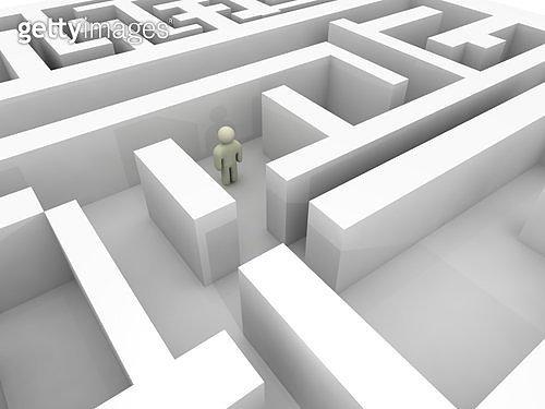 3d maze 4