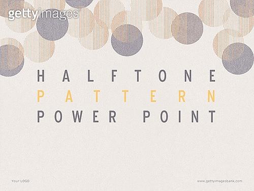 하프톤X패턴 PPT_1
