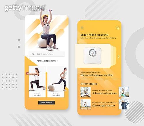 Mobile exercise