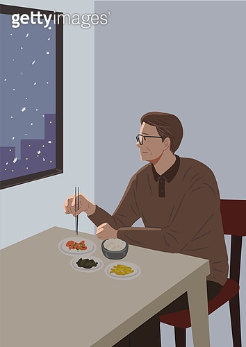 외로운 겨울