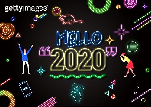 Good Bye 2019, Hello 2020