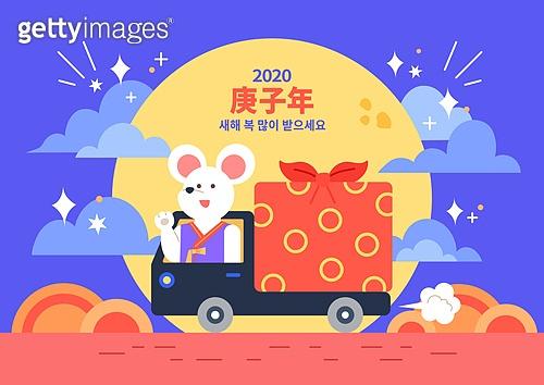 2020, 쥐띠의 해