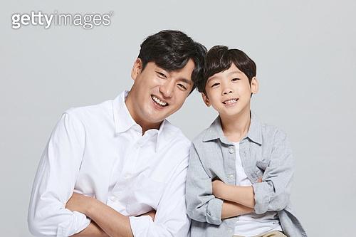 아빠와 아들
