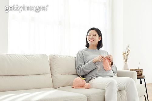 임산부의 휴식