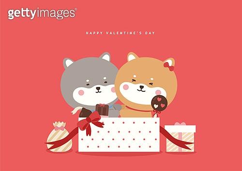 발렌타인데이 캐릭터