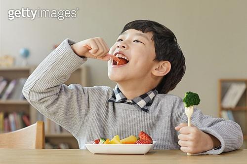 어린이 건강식