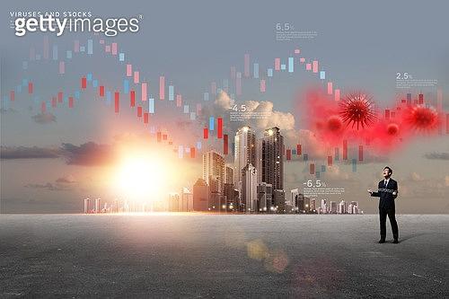 코로나19 경제 위축