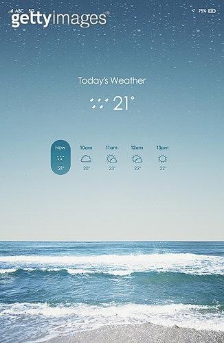 바다 날씨