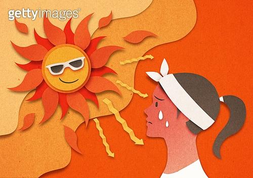 태양을 피하는 방법