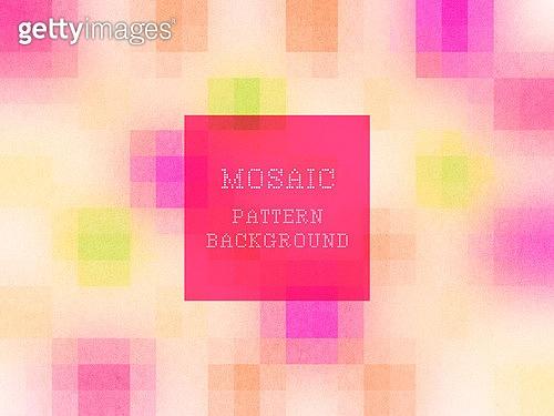 모자이크 패턴