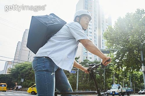 자전거 배달 커넥트