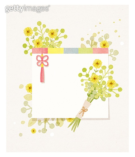 꽃으로 전하는 메세지
