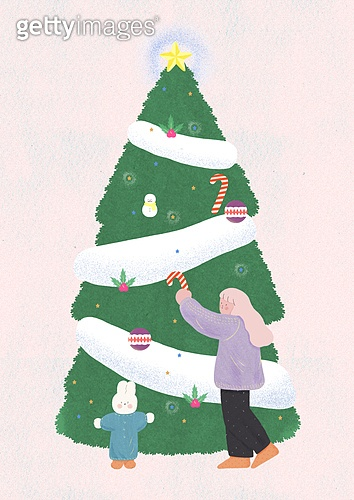 소녀감성 크리스마스