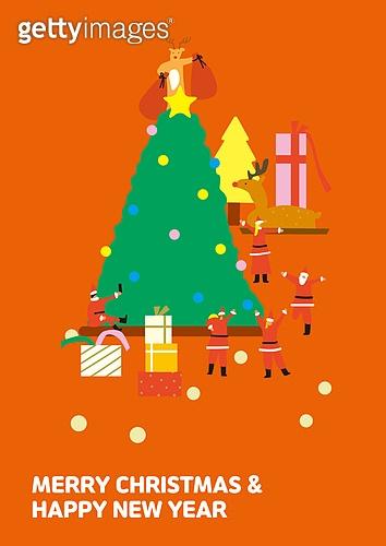 크리스마스 선물 이벤트