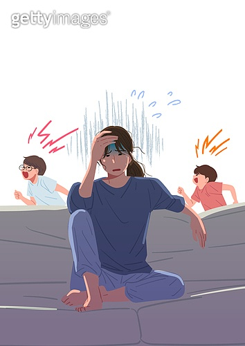온라인 수업과 스트레스