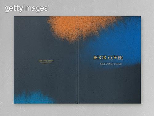 책표지 디자인