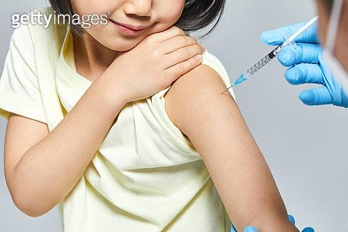 어린이 백신 접종