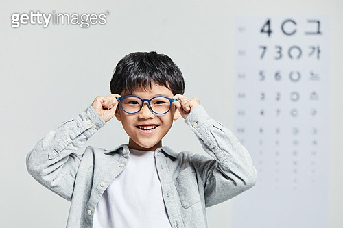어린이 눈 건강