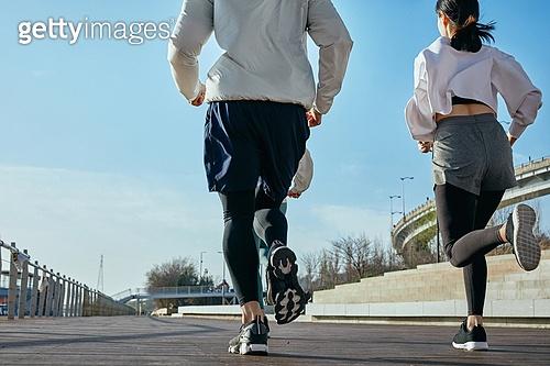 건강 달리기