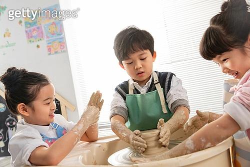 어린이 도자기 체험