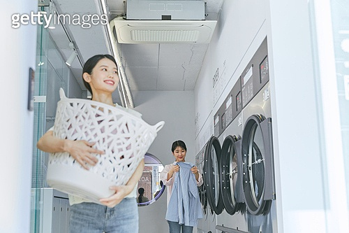 무인세탁소