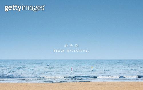 바다 풍경