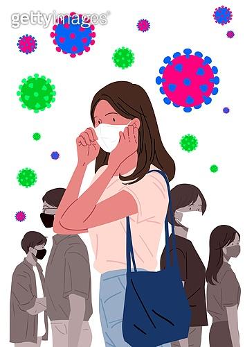 코로나 변이 바이러스