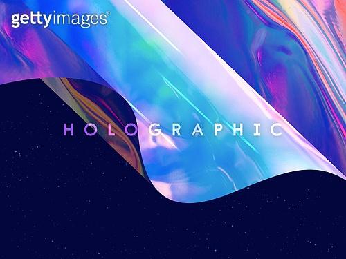 홀로그래픽