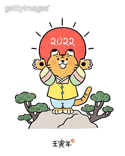 2022, 호랑이의 해