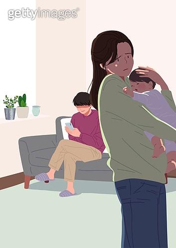 육아문제와 부부갈등