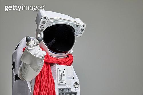 우주인의 지구생활