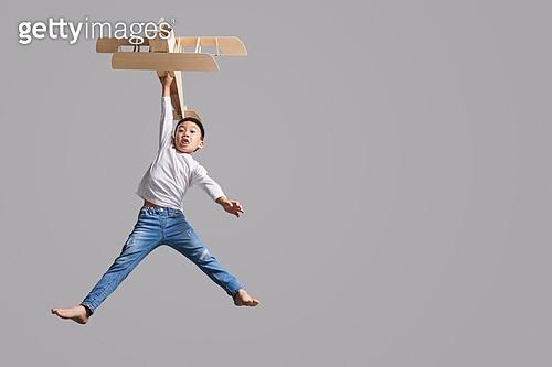 하늘 위로 점프!