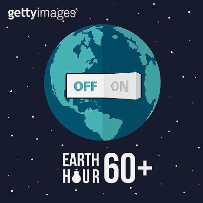 지구 보호 포스터
