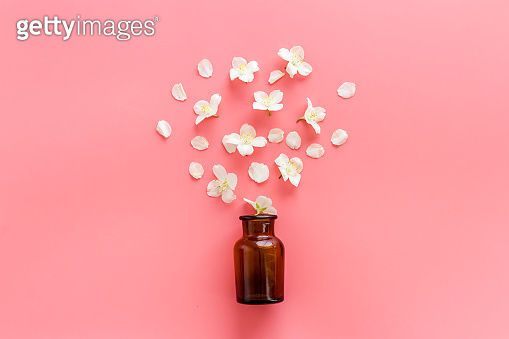 Aroma jasmine flowers oil