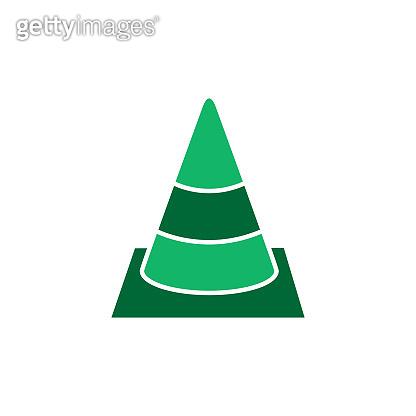 녹색 아이콘