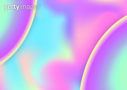 Fluid shape background