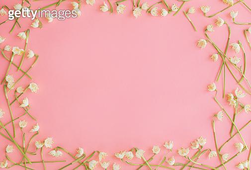 봄꽃 프레임